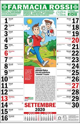Calendario Allergie 2020.Salute E Benessere Notizie Di Salute E Benessere Da 365
